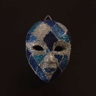 Small Ceramic Mask