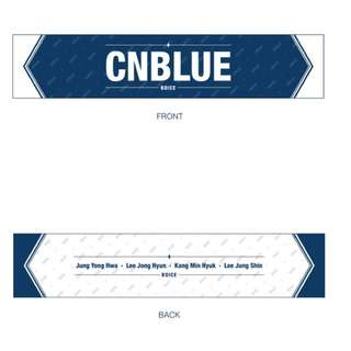 Official CNBLUE Blish Ver 3
