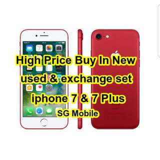 We buying brand new apple iphone 7 and 7 plus..
