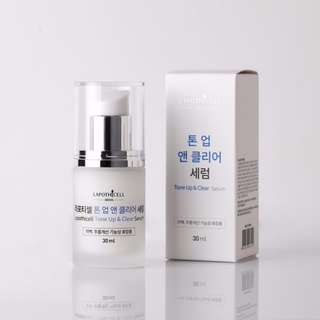 Lapothicell Tone Up & Clear Serum ( Whitening )