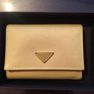 Prada Wallet Trifold