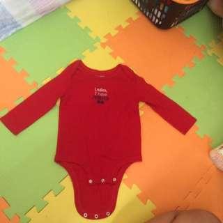 Babies Onesie long sleeves.(2pcs 1 price)