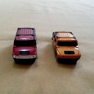 Maisto Hummer Miniature Toy Car