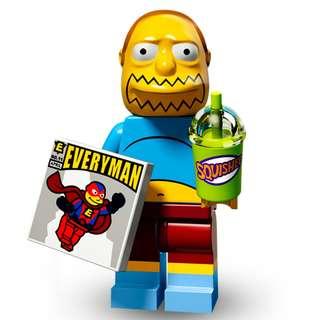 LEGO Comic Book Guy