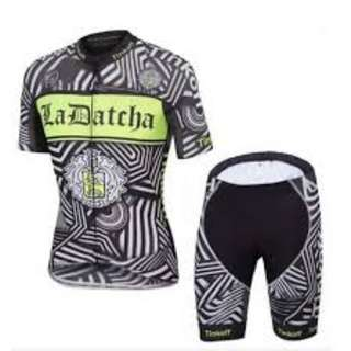 Ladatcha Cycling Jersey Set