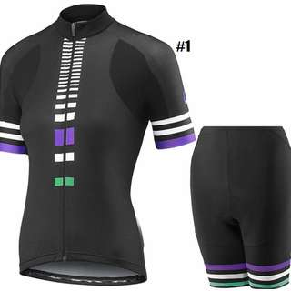 Liv Giant Cycling Jersey Set