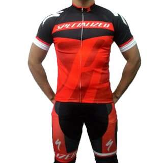 Specialized Cycling Jersey Set