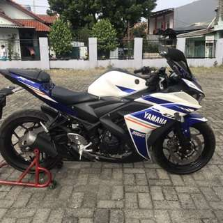 Yamaha R25 2014 GP Series