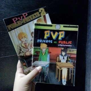 Private vs Public 1&2 (wattpad)
