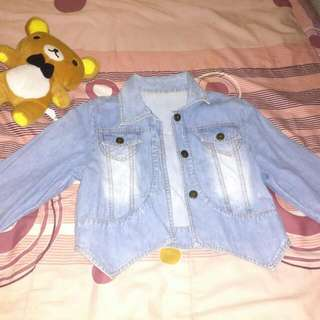 Jeans Crop Outer