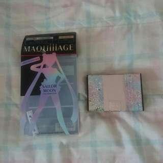 SHISEIDO資生堂心機聯名美少女戰士粉餅(盒+蕊450含郵)