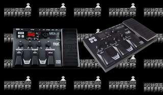 NUX MFX-10 Multi-Effects Processor Guitar Pedal(black)