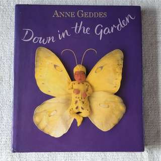 Anne Geddes' Down In The Garden
