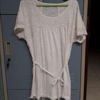 Preloved baju putih