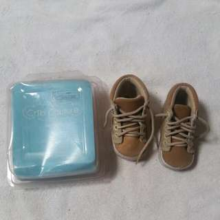 Crib Couture Soft Soles Boots