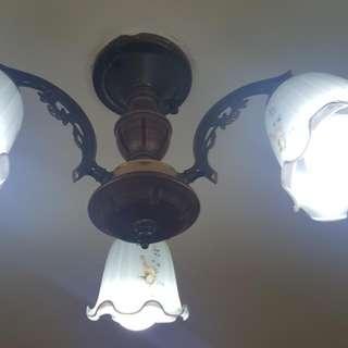 70% New Living Room Light Made In Italy 古典歐陸天花燈