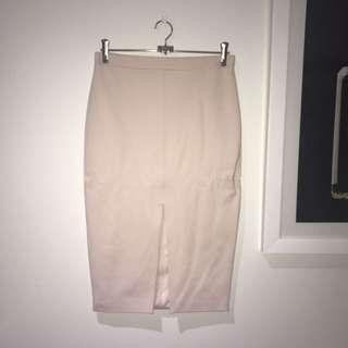 BARDOT baby pink skirt