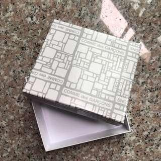 Brand New Comme Des Garçons Wallet Box