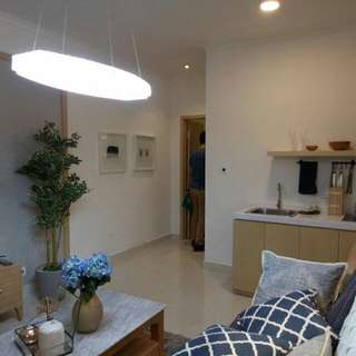 european style apartment @ meikarta cikarang