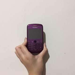 Blackberry Gemini Purple
