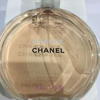 Chance VIVE By Chanel EAU De Toilette 150ml Limited EDTION