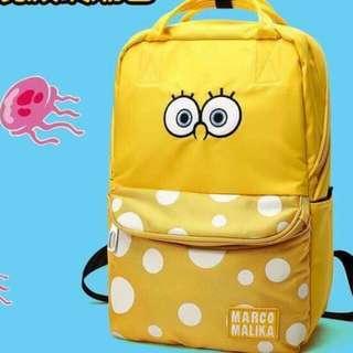 SpongeBob bag pack