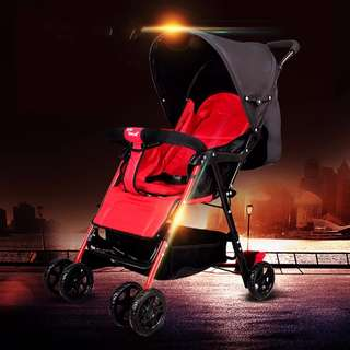 Baby Throne Lightweight Travel Baby Stroller seebaby only 3.8kg