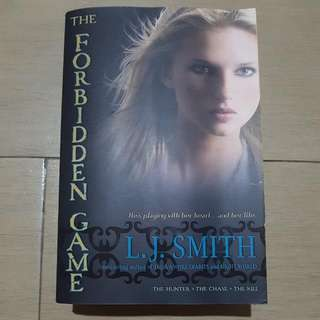 The Forbidden Game - L. J. Smith