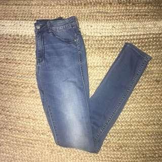 LEE mid skinny jeans