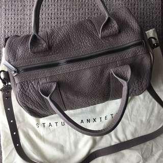 Status Anxiety Kingdom & Oaths Bag