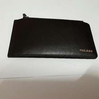 Korean Pulabo Men Double Zip Wallet(promo Price)