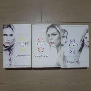 Thirst Series - Christopher Pike