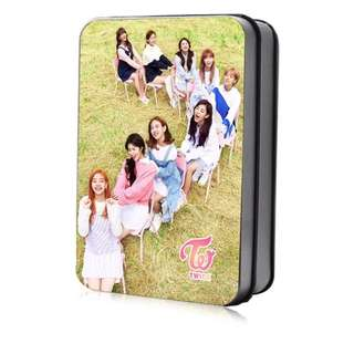 (Unofficial) *PREORDER* TWICE TwiceCoaster : Lane 1 Album Lomo Photocards