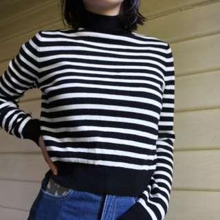 Zara Striped Jumper