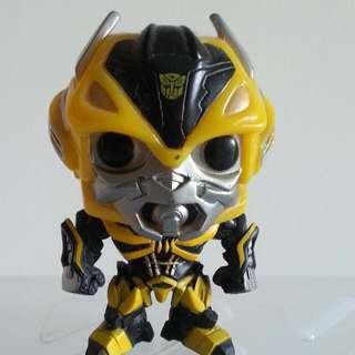 大黃鋒 bumble bee figure (transformer) 變形金剛