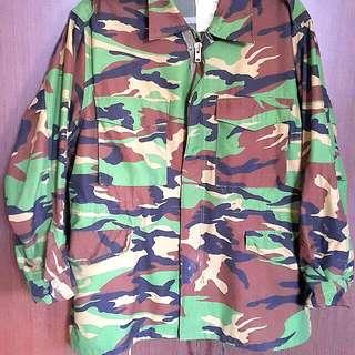 Fashion Army Parka Impor