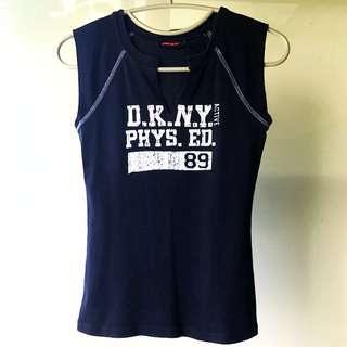(美國購回)DKNY Active 棉質無袖背心 女S號