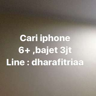 Cari Iphone 6+