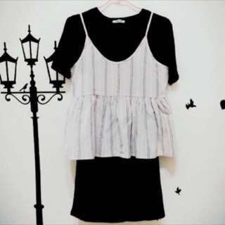 全新甜美風洋裝