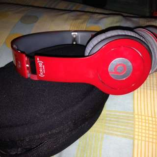 Beat By Dre Solo Special Edition Red