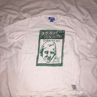 Adidas originals Stan Smith tee Authentic