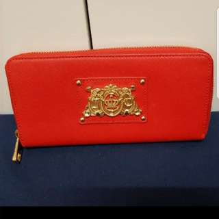 (MARKED DOWN) AUTHENTIC JUICY COUTURE WALLET