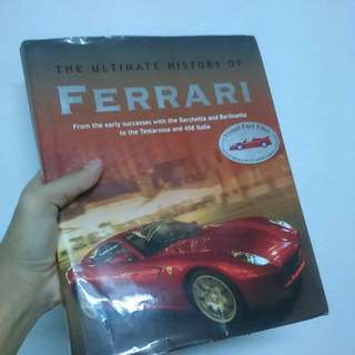 The Ultimate History Of Ferrari (2010)