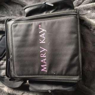Mary Kay Makeup Traveller W/ Acrylic Organizers