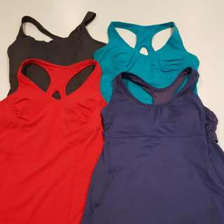 Lululemon Ladies Sports Tops