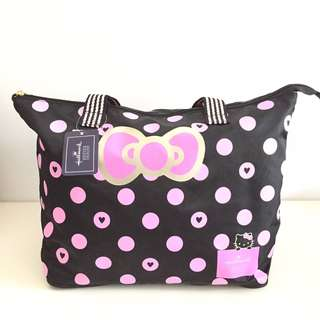 **Hallmark** Hello Kitty 可收納購物袋