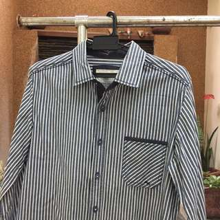 Padini Stripe Shirt