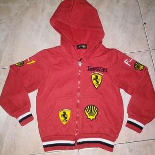 Ferrari Kid Hoodie / Jacket