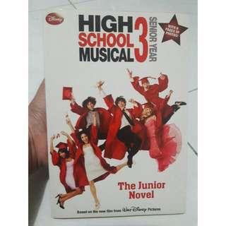 [NOVEL IMPOR] High School Musical 3: The Junior Novel