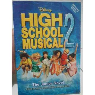 [NOVEL IMPOR] High School Musical 2: The Junior Novel